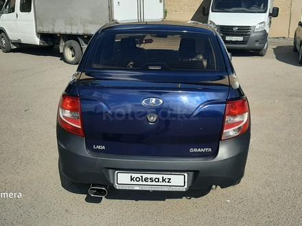 ВАЗ (Lada) 2190 (седан) 2012 года за 1 500 000 тг. в Алматы – фото 2