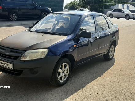 ВАЗ (Lada) 2190 (седан) 2012 года за 1 500 000 тг. в Алматы – фото 4