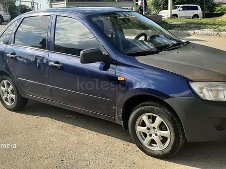 ВАЗ (Lada) 2190 (седан) 2012 года за 1 500 000 тг. в Алматы – фото 5