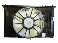 Диффузор радиатора в сборе на TOYOTA AURIS# ZE15# 06-12 за 37 800 тг. в Нур-Султан (Астана)