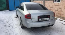 Audi A6 2002 года за 2 850 000 тг. в Алматы – фото 3