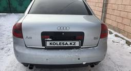 Audi A6 2002 года за 2 850 000 тг. в Алматы – фото 5