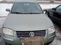 Volkswagen Passat 2002 года за 2 550 000 тг. в Нур-Султан (Астана)
