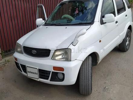 Toyota Cami 1999 года за 1 600 000 тг. в Алматы – фото 3