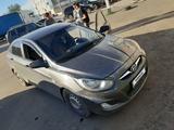 Hyundai Solaris 2012 года за 2 300 000 тг. в Уральск – фото 5