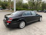 Mercedes-Benz S 600 2006 года за 9 500 000 тг. в Алматы – фото 2