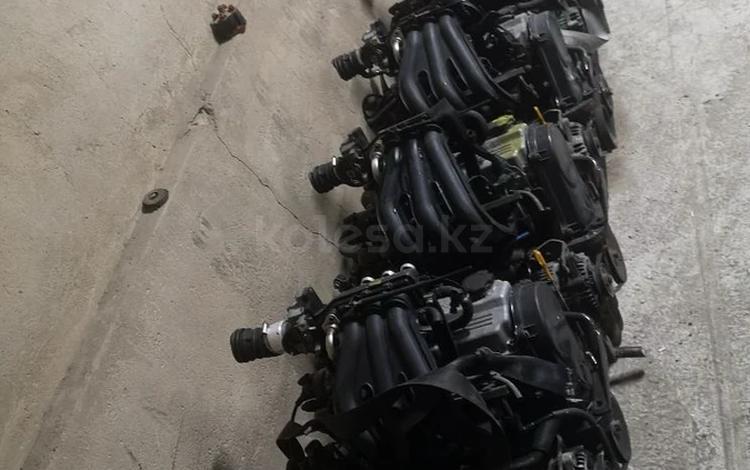 Двигатель на Daewoo Matiz F8CV объем 0.8 за 180 000 тг. в Алматы
