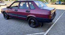 ВАЗ (Lada) 21099 (седан) 1997 года за 480 000 тг. в Костанай – фото 3