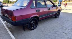 ВАЗ (Lada) 21099 (седан) 1997 года за 480 000 тг. в Костанай – фото 4