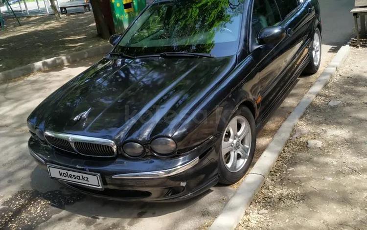 Jaguar X-Type 2002 года за 1 700 000 тг. в Алматы