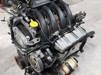 Двигатель Lada Largus к4м, 1.6 л, 16-клапанный за 300 000 тг. в Петропавловск