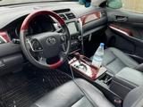 Toyota Camry 2013 года за 10 200 000 тг. в Караганда – фото 5
