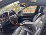Mercedes-Benz S 500 2010 года за 9 800 000 тг. в Алматы – фото 3