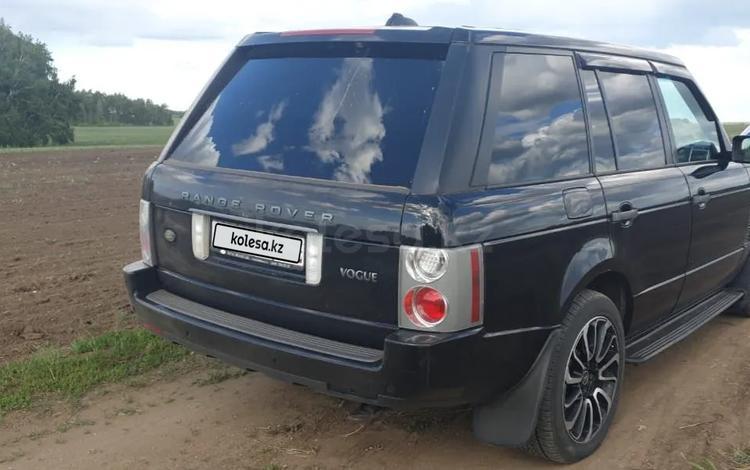 Land Rover Range Rover 2007 года за 4 500 000 тг. в Кокшетау