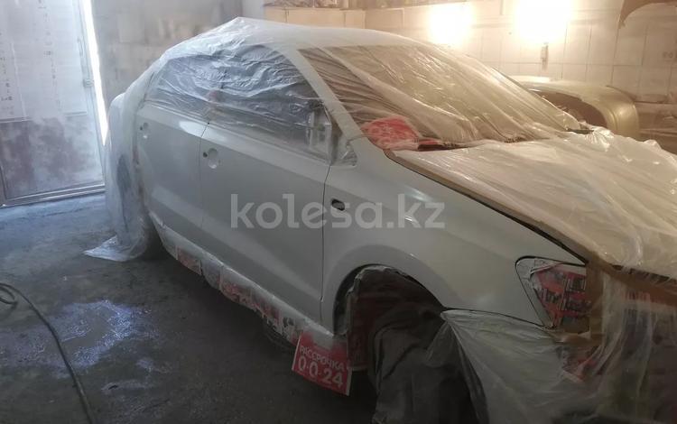 Кузовной ремонт. Полировка. в Кызылорда