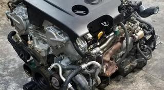 Двигатель nissan x-trail за 111 тг. в Алматы