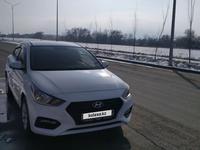 Hyundai Accent 2017 года за 6 000 000 тг. в Алматы