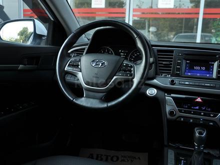 Hyundai Elantra 2018 года за 9 050 000 тг. в Шымкент – фото 11
