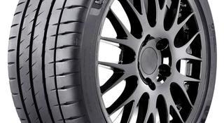 235/55/R19 Michelin Pilot Sport 4S за 80 000 тг. в Алматы