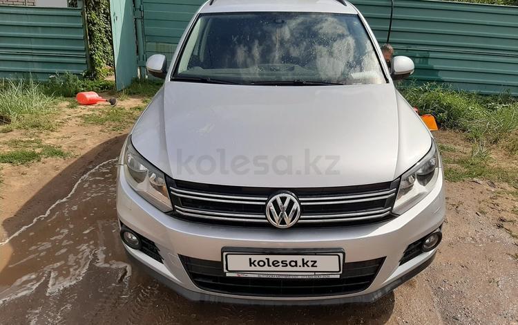 Volkswagen Tiguan 2012 года за 6 000 000 тг. в Рудный