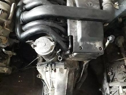 Контрактный двигатель, привозной мотор на мерседес из Германии за 230 000 тг. в Караганда – фото 4