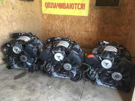 Ауди А6 2.4 2.8 30 клапный Двигатель за 200 000 тг. в Нур-Султан (Астана)