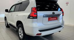 Toyota Land Cruiser Prado 2018 года за 19 700 000 тг. в Костанай – фото 2
