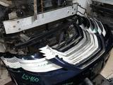 Бампер передний на Lexus LS460, оригинал из Японии за 130 000 тг. в Алматы