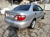 Nissan Almera 2004 года за 1 700 000 тг. в Алматы – фото 3