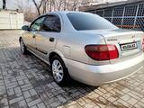 Nissan Almera 2004 года за 1 700 000 тг. в Алматы – фото 4