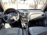 Nissan Almera 2004 года за 1 700 000 тг. в Алматы – фото 5