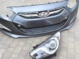 Бампер на Hyundai i40 new за 8 484 тг. в Шымкент