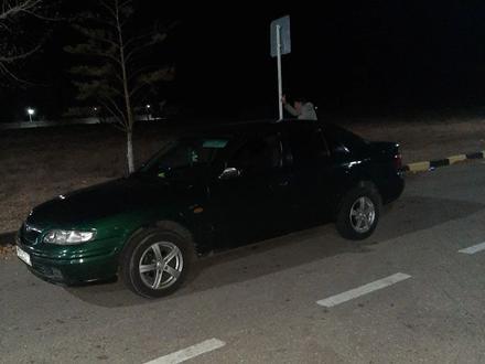 Mazda 626 1997 года за 1 650 000 тг. в Караганда – фото 7