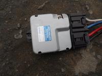 Реостат печки Резистор отопителя Toyota за 8 000 тг. в Алматы