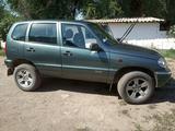 Chevrolet Niva 2007 года за 1 600 000 тг. в Алматы – фото 5