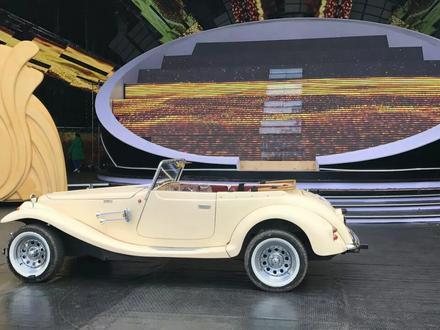 Аренда мерседеса 1933г. Эксклюзивный кабриолет для любых мероприятий в Алматы – фото 6