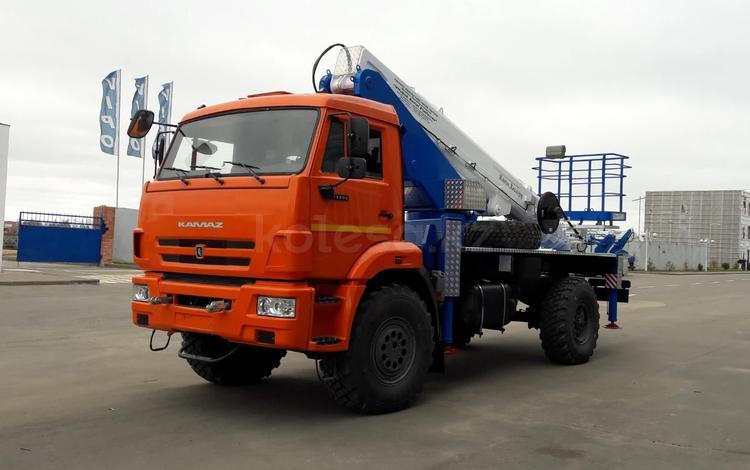 КамАЗ  ВИПО-28 (Камаз 43502) 2021 года в Караганда