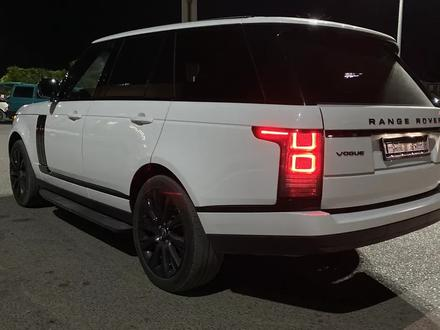 Land Rover Range Rover 2014 года за 24 000 000 тг. в Алматы – фото 3
