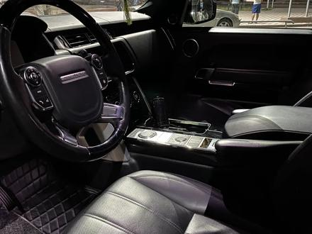 Land Rover Range Rover 2014 года за 24 000 000 тг. в Алматы – фото 7