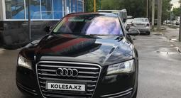 Audi A8 2011 года за 12 000 000 тг. в Алматы – фото 2