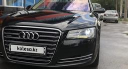 Audi A8 2011 года за 12 000 000 тг. в Алматы – фото 4