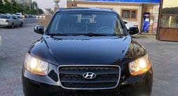 Hyundai Santa Fe 2009 года за 5 200 000 тг. в Алматы – фото 5