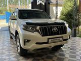 Toyota Land Cruiser Prado 2018 года за 23 500 000 тг. в Шымкент