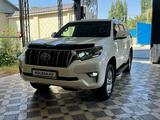 Toyota Land Cruiser Prado 2018 года за 23 500 000 тг. в Шымкент – фото 2
