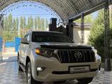 Toyota Land Cruiser Prado 2018 года за 23 500 000 тг. в Шымкент – фото 4