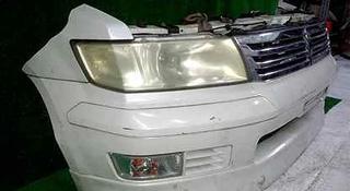 Ноускат (бампер передний в сборе) Mitsubishi Chariot Grandis n84w n94w за 125 000 тг. в Караганда