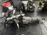 Двигатель TOYOTA 1G-FE, 2000 куб. См Контрактный за 336 400 тг. в Кемерово – фото 2