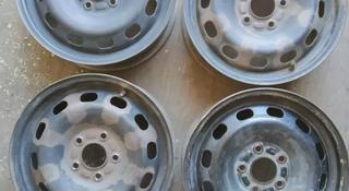 Железные диски на Ford Focus r15 за 25 000 тг. в Алматы