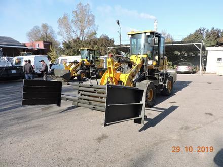 Установка навесного оборудования на погрузчик в Кызылорда – фото 31