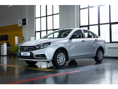 ВАЗ (Lada) Vesta Comfort 2021 года за 7 370 000 тг. в Алматы